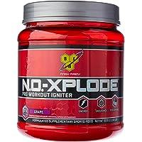 BSN NO Explode Grape Pre Workout, 833 Grams