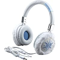 Disney Frozen 2 Kids Headphones Fashion with Built in Microphone, Stream Audio Playback Disney Plus, Anna Elsa…