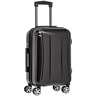 a81dd5b900d AmazonBasics Oxford Luggage Expandable Suitcase with TSA Lock Spinner