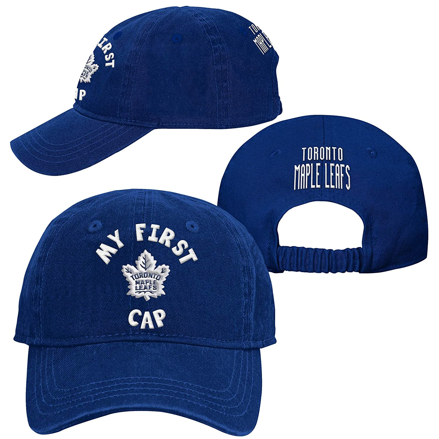 One Size Infant Toronto Maple Leafs Infant My First Cap
