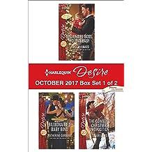 Harlequin Desire October 2017 Box Set 1 Of 2 An