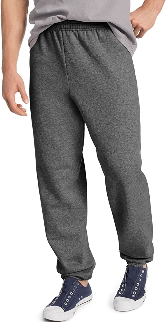 Hanes Men's EcoSmart Fleece Sweatpant