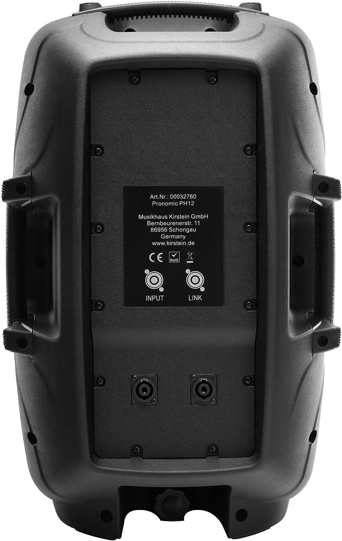 Pronomic PH12 Cassa passiva 160//300 Watt