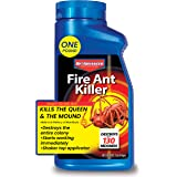 BioAdvanced 502832A Fire Ant Killer Dust Destroys Queen And Mound, 16 oz