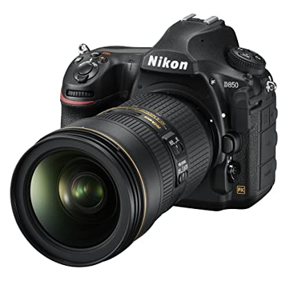 amazon com nikon d850 fx format digital slr camera body w nikon