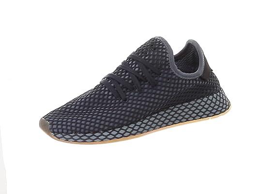 Adidas Deerupt - Dark Blue - Blue - 44
