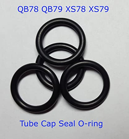 Amazon com : QB78, QB79, XS78, XS79 Tube Cap Seal O-rings (x