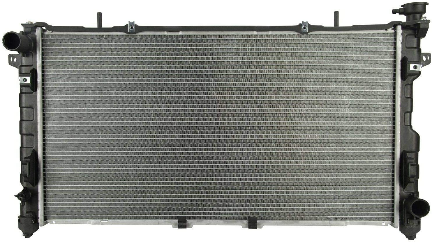 Klimoto Radiator | fits Dodge Grand Caravan Chrysler Town & Country 2001-2004 3.3L 3.8L V6 | Replaces CH3010162 CH3010277 4809225AC 4809225AE
