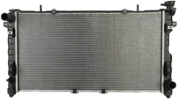 New Radiator 2311 fits Town Country Grand Voyager Caravan 2001-2004 3.3 3.8 V6