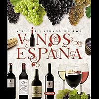 Vinos de España (atlas ilustrado) (Spanish Edition)