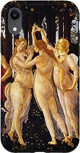 iPhone XR Botticelli Primavera Accessory Dancing Nudes Case