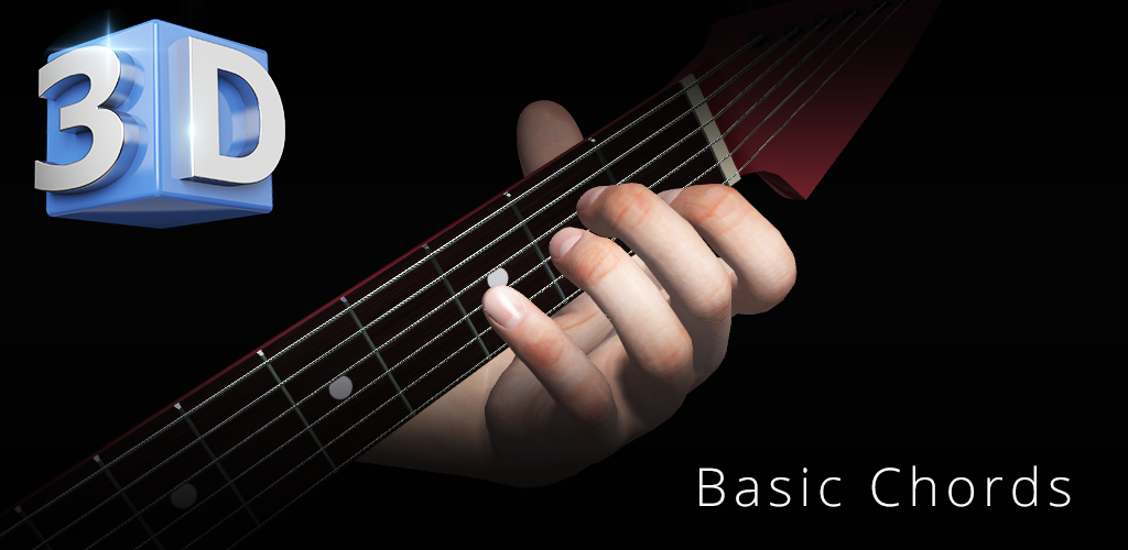 Amazon Basic Guitar Chords 3d Appstore For Android
