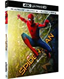 SPIDER-MAN : HOMECOMING - UHD + BD BD (UV) [4K Ultra HD Digital