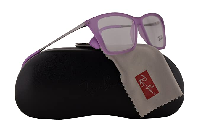 Amazon.com  Ray Ban RX7022 Shirley Eyeglasses 52-14-140 Rubber ... 9793a952d9d4