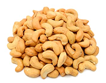Gourmet Nuts Dry Roasted Salted Flavored Fresh Jumbo Cashews