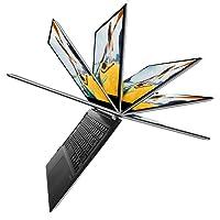 Medion E3215 Convertible Notebook (Intel Pentium N4200, 64GB Flash-Speicher, 4GB RAM, Intel HD Grafik, Win 10 Home) Silber