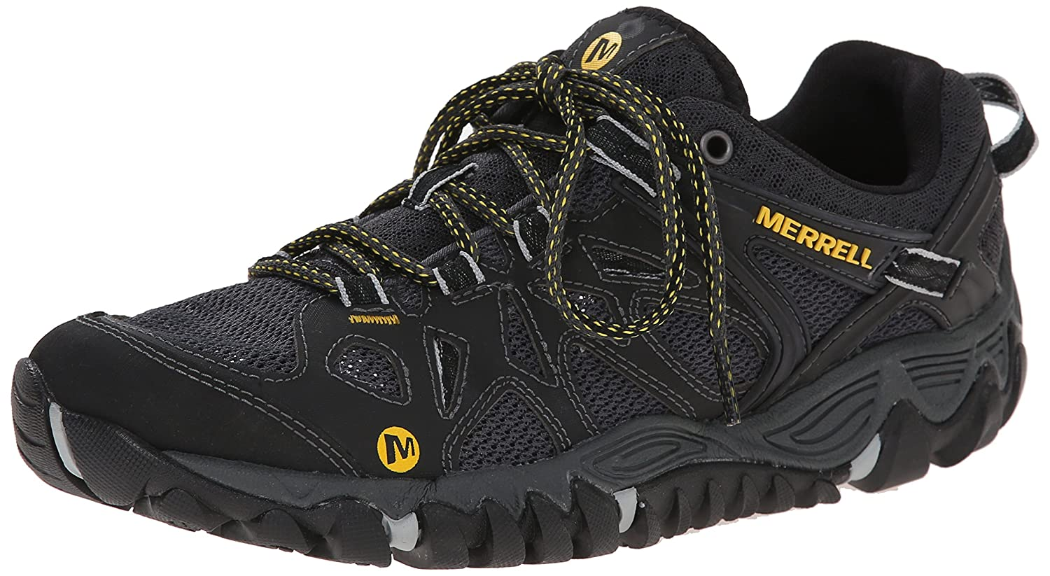 a83521fe96 Merrell Men's All Out All Out Blaze Aero Sport Low Rise Hiking Shoes:  Amazon.co.uk: Shoes & Bags