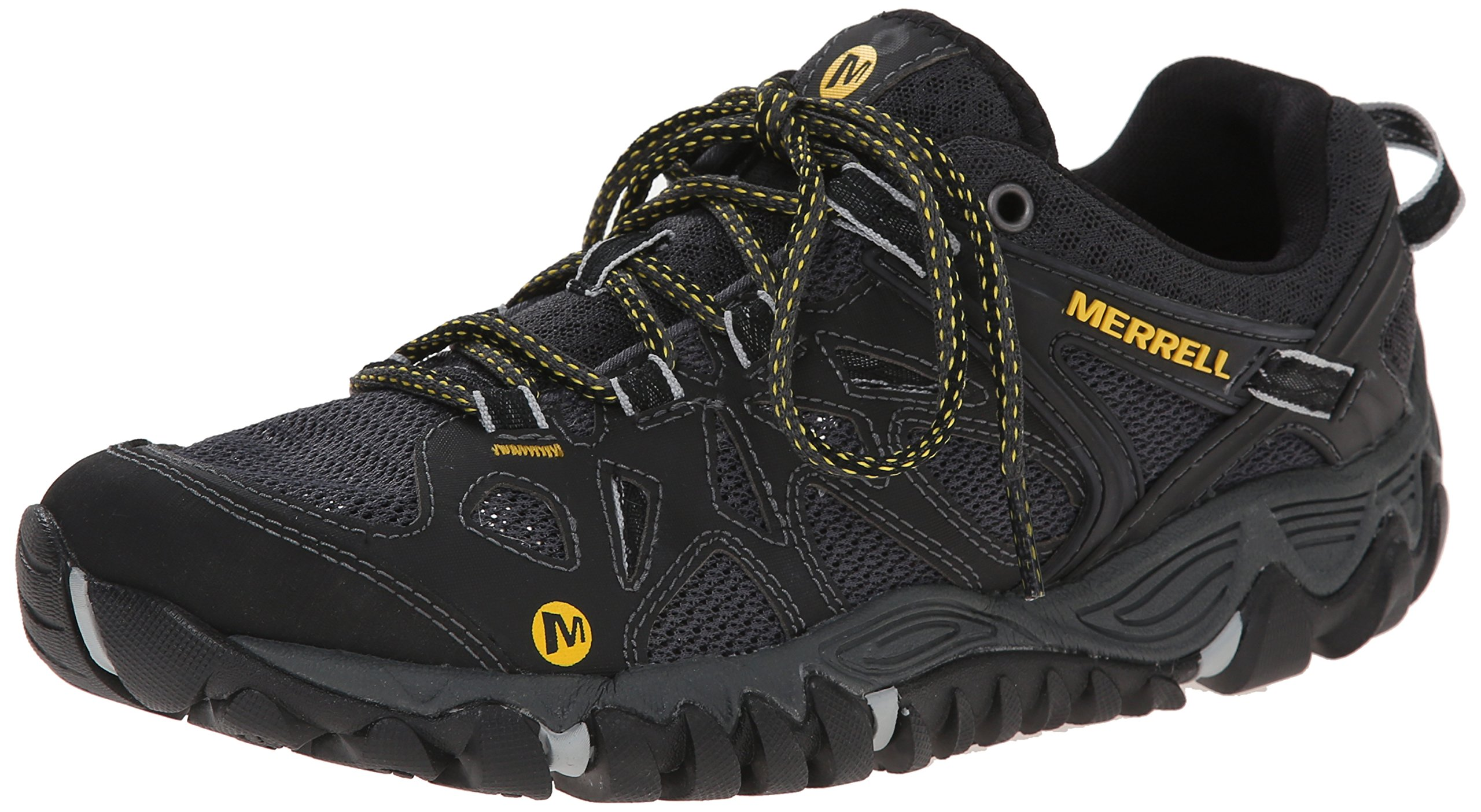 Merrell Men's All Out Blaze Aero Sport Hiking Water Shoe, Black, 8.5 M US by Merrell (Image #1)