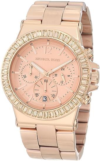 Michael Kors Reloj con correa de acero para hombre MK5412: Michael Kors: Amazon.es: Relojes