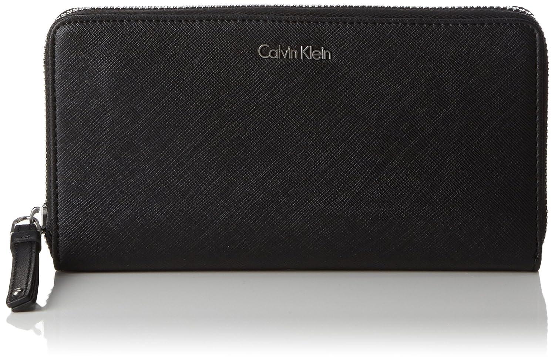 Calvin Klein - Marissa Large Ziparo, Carteras Mujer, Nero, 15x30x36 cm (W x H L): Amazon.es: Zapatos y complementos
