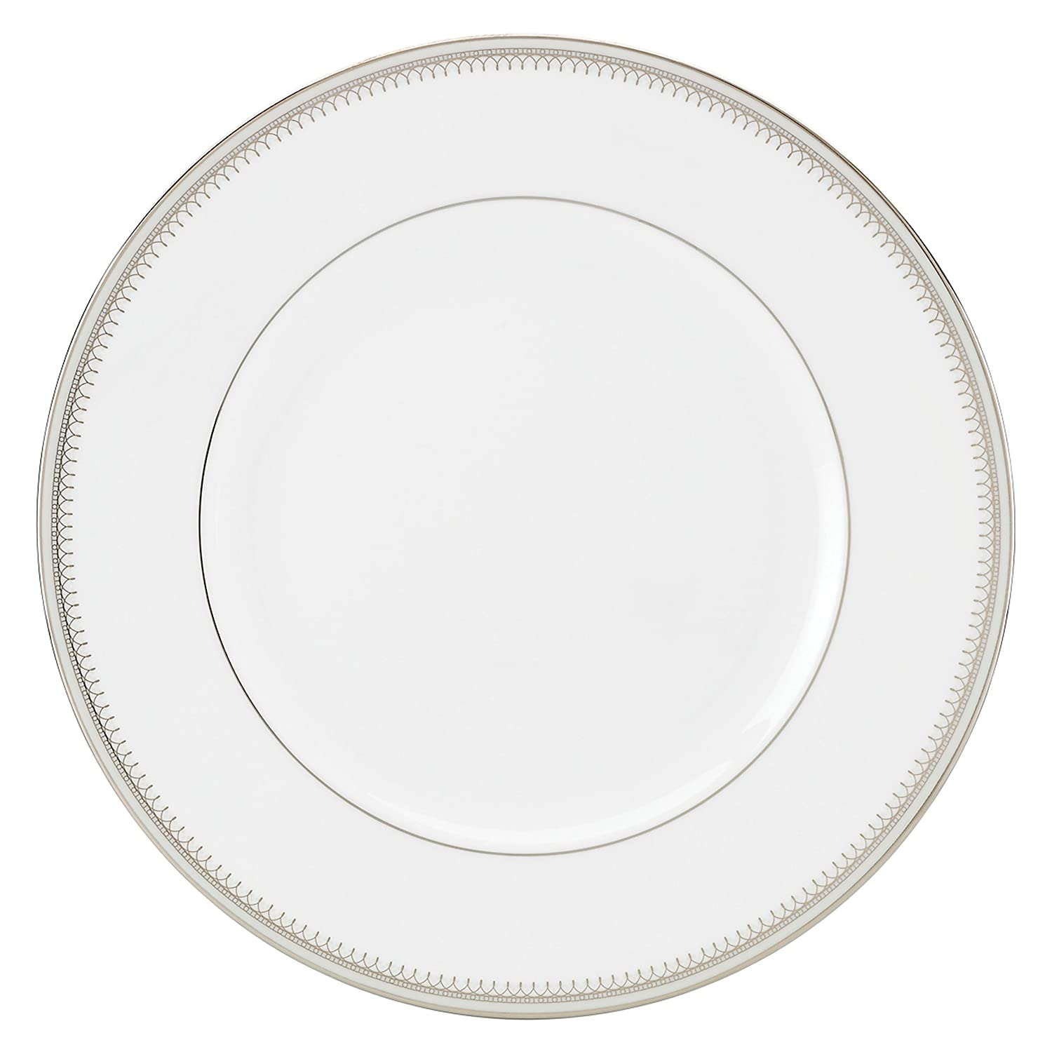 Lenox Belle Haven Dinner Plate  sc 1 st  Amazon.com : oblong dinner plates white - pezcame.com
