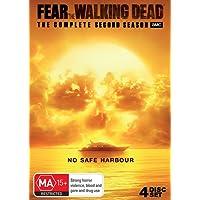FEAR THE WALKING DEAD: SEAS 2 (4 DISC)