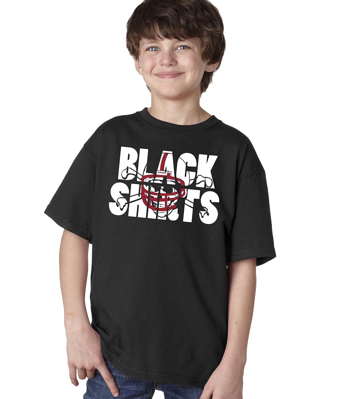 【残りわずか】 Nebraska Cornhuskers Football BlackshirtsユースBoys Teeシャツ Nebraska Cornhuskers Teeシャツ Large B00P1RL1SC, セキゼンムラ:e5af8841 --- a0267596.xsph.ru