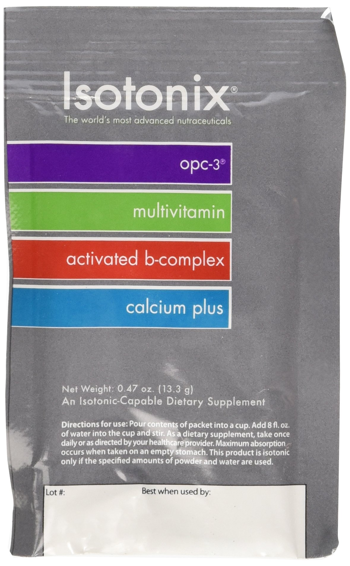 Isotonix Daily Essentials Packets 0.47 oz(pack of 30)