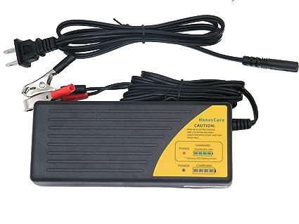 ABT Power Cargador de batería de ácido de Plomo Sellado de 36 V ...