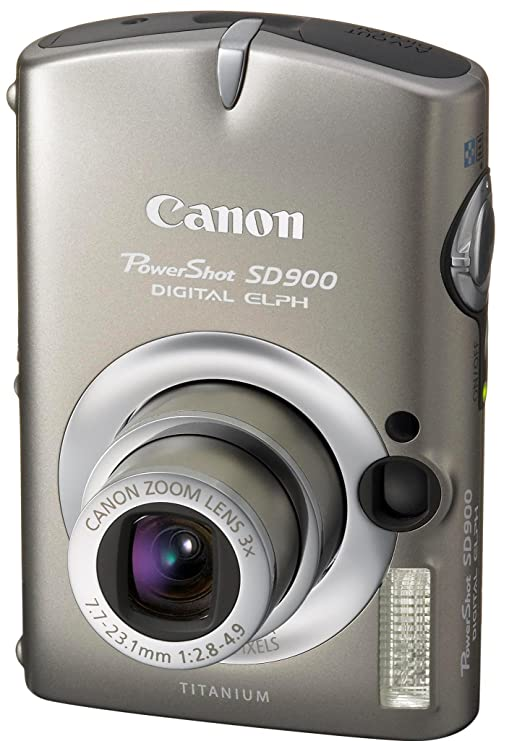 amazon com canon powershot sd900 titanium 10mp digital elph camera rh amazon com Canon PowerShot ELPH 115 16 MP Digital Camera Canon PowerShot Digital Camera Software