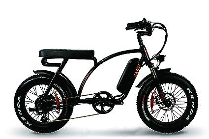kasen K-7.0 Bicicleta eléctrica de 500 W, 10,5 Ah, batería de Litio ...