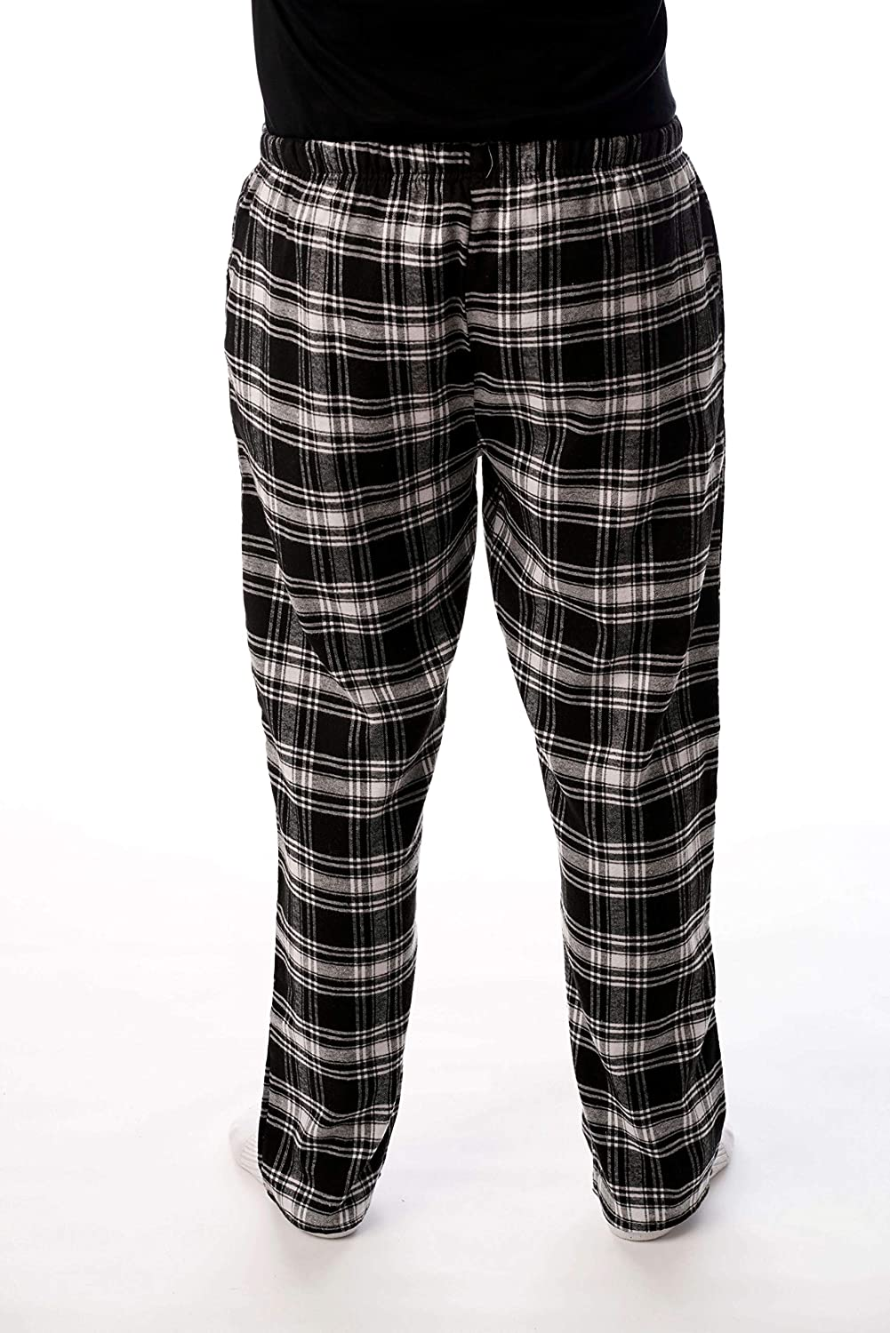 01d201cda7  followme Men s Flannel Pajamas - Plaid Pajama Pants for Men - Lounge    Sleep PJ Bottoms at Amazon Men s Clothing store