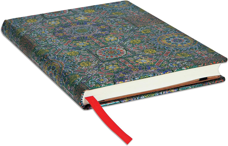 Lined Sacred Tibetan Textiles Hardcover Journals Padma