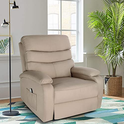 Artist Hand 8 Point Massage Recliner Lounge Chair