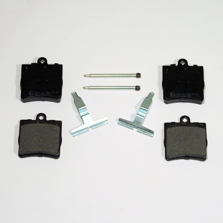 Bremsklö tze/Bremsbelä ge / Bremsen + Zubehö r fü r hinten Autoparts-Online