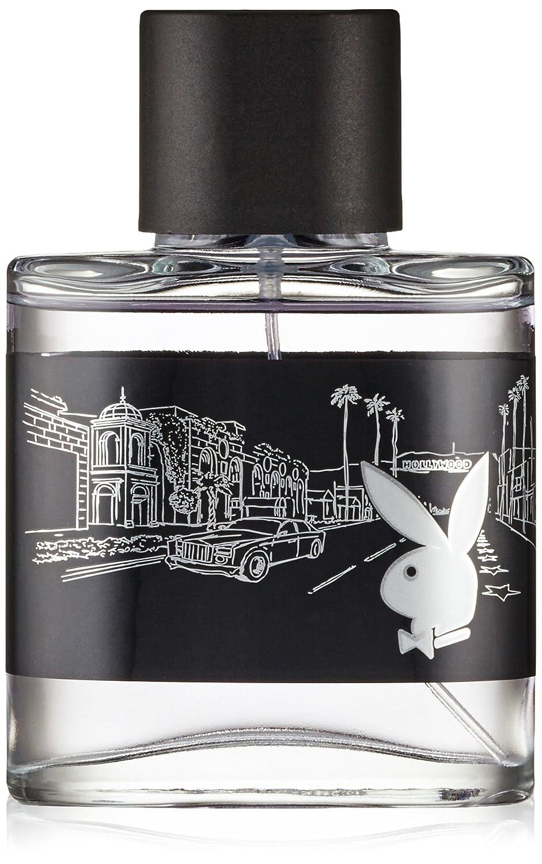 Playboy - Hollywood - Eau de toilette pour homme - 50 ml PLAYBOY-965567