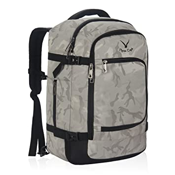 ae3c3e22570c Hynes Eagle Travel Backpack 40L Flight Approved Carry on Backpack (Single  Backpack