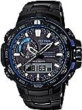 [カシオ]CASIO 腕時計 PROTREK トリプルセンサーVer.3搭載世界6局対応電波ソーラー PRW-6000YT-1BJF メンズ