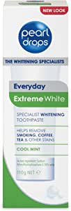Pearl Drops Extreme White Toothpaste, 110g
