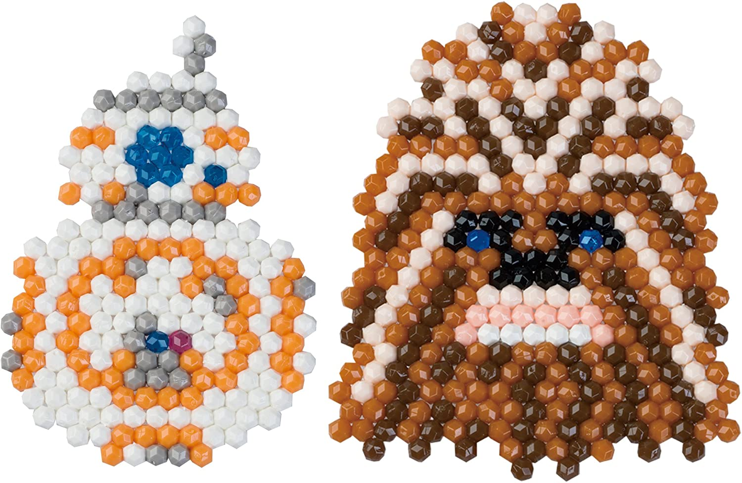 Perler Bead 3d Star Wars Bb 8 Youtube