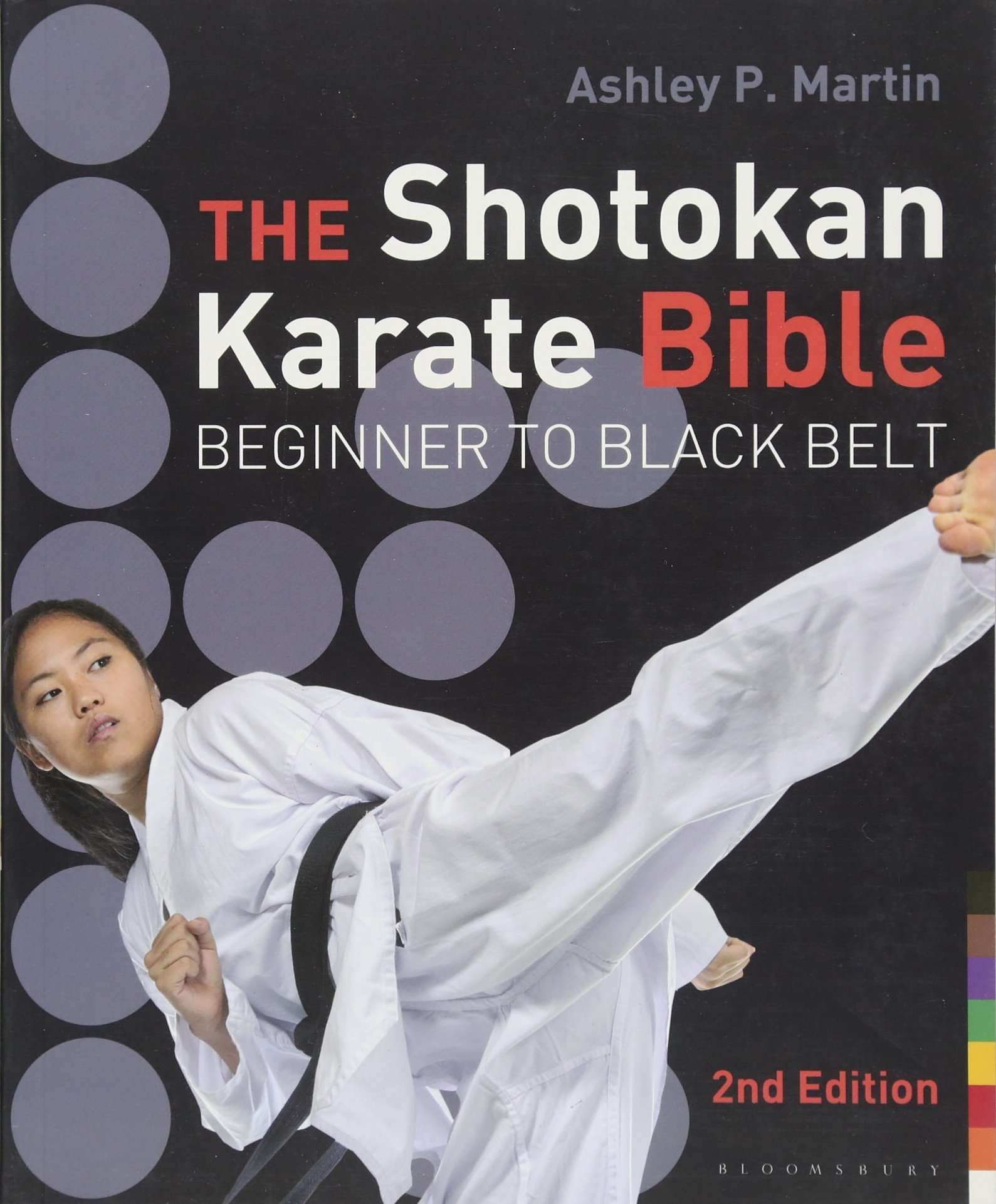 Download The Shotokan Karate Bible 2nd edition: Beginner to Black Belt pdf
