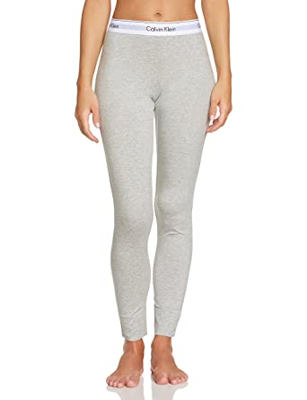 Calvin Klein Modern Cotton Leggings Nightwear at Amazon Womens Clothing store:
