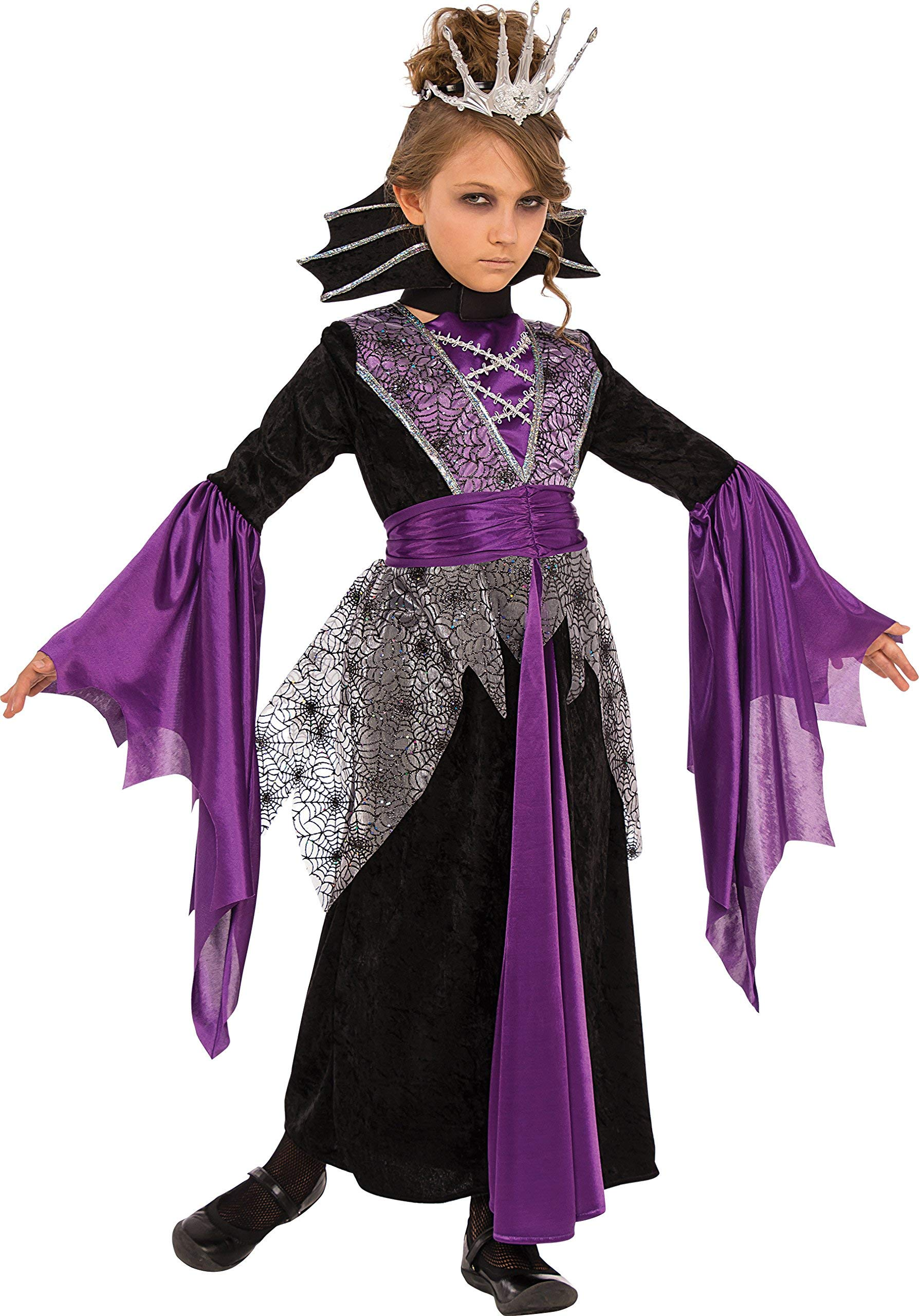 Rubie S Costume 630913 M Child S Queen Vampire Costume