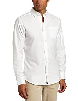 Men's Long-Sleeve Oxford Shirt
