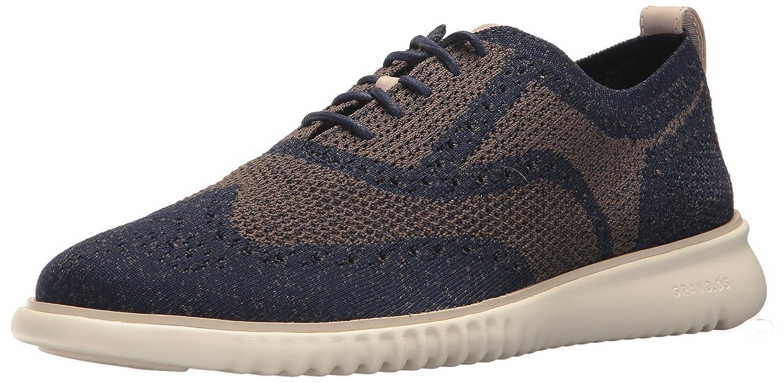 Navy Peony Morel Cole Haan Men's 2.Zerogrand Stitchlite Sneakers