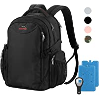 "OUTXE Cooler Backpack Insulated Cooler Bag for 14"" laptops Lunch Backpack 20L"