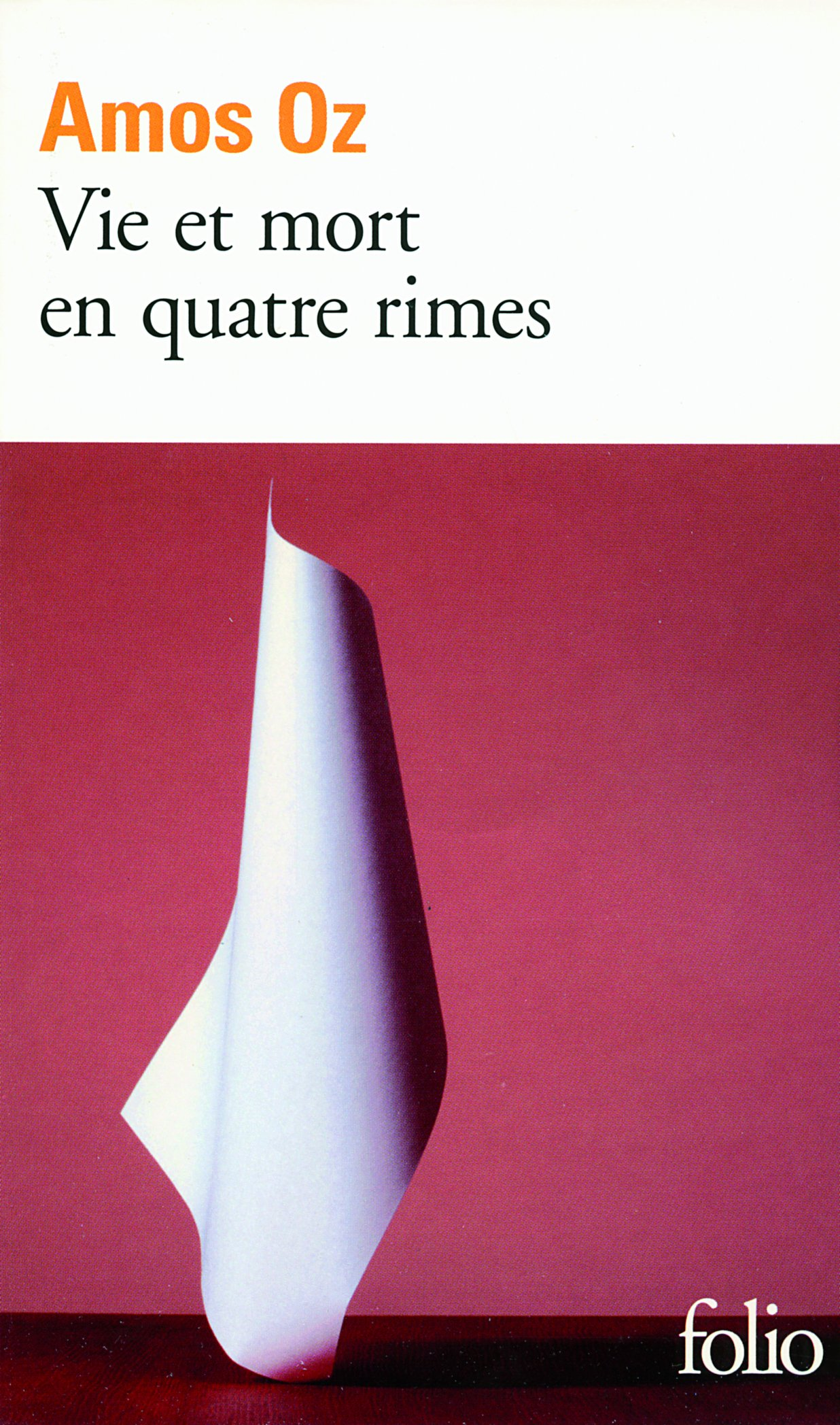 Vie Et Mort En Quat Rimes (Folio) (English and French Edition) PDF