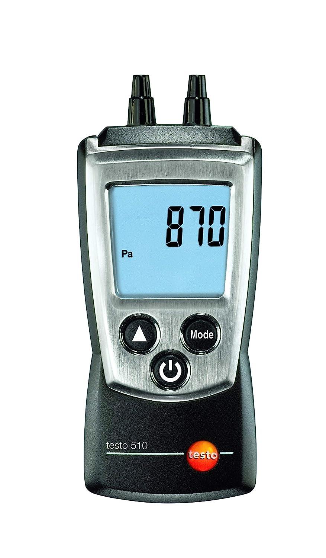 Testo 0563 0510 01 510 Differential Manometer Kit