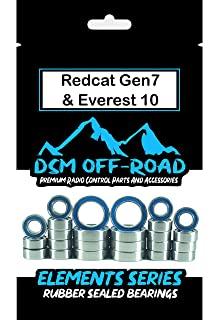 25 Bearings Redcat Everest Gen 7 /& Everest 10 Bearing Kit