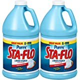 Purex Sta-Flo Liquid Starch, 64 Ounce (2)
